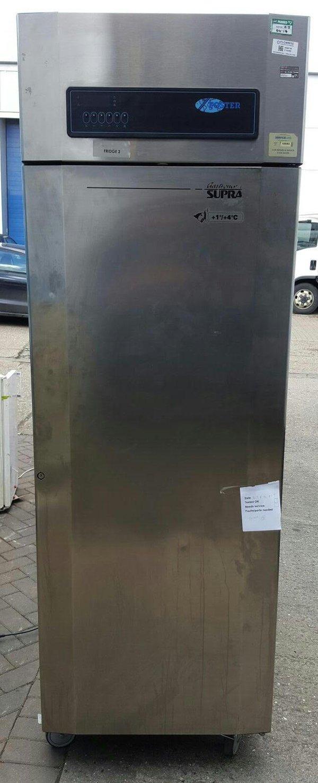 Fosters upright fridge