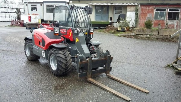 Off Road Telehandler hire