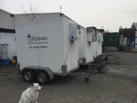 Trailer fridge hire