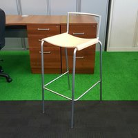 La Palma Beech Stacking Stool PRODUCT CODE: 4456 (CH9)