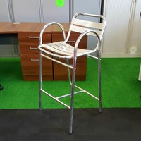 Lightweight Chrome Bar Stool PRODUCT CODE: 0047 (CH40)