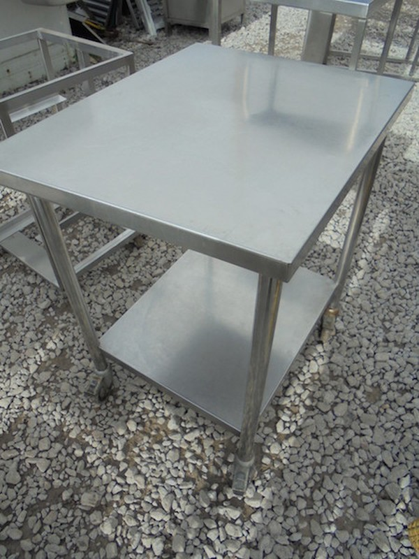 Stainless Steel Table (4458)