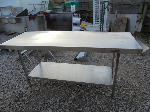 Stainless Steel Table (4475)