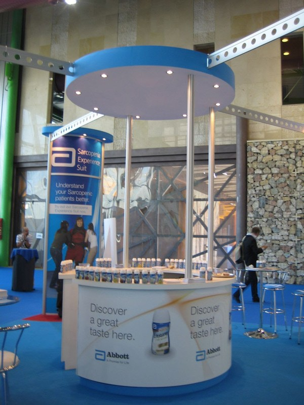 Exhibition Stand Builders Leicester : Secondhand exhibition and display equipment
