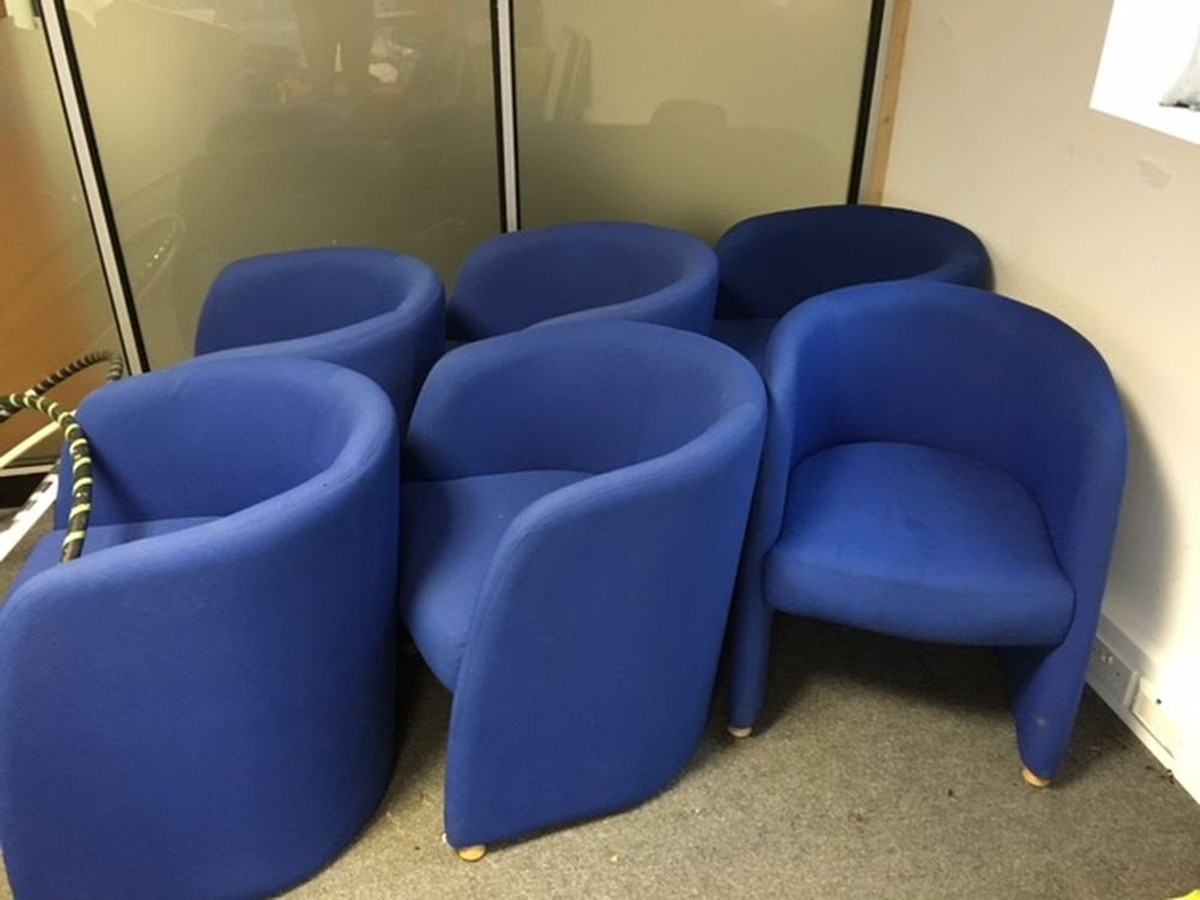 Secondhand Exhibition and Display Equipment   Stand Furniture   6x ...