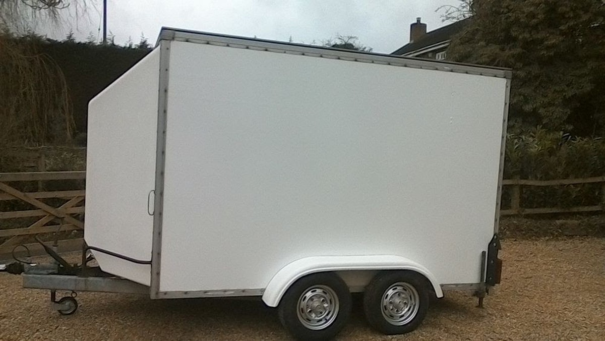 Secondhand Karting Co Uk Trailers Twin Axle 10x6 Tow A