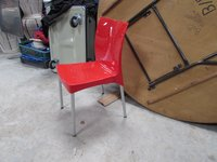 58x Bistro / Cafe Stackable Chairs