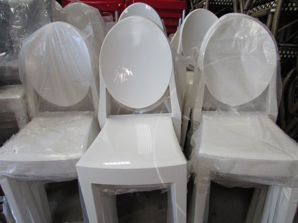 Victoria banqueting chairs