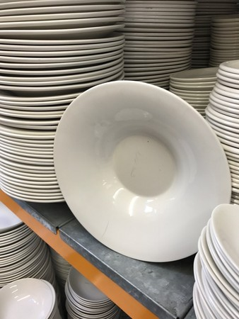 100 x Dudson super deep bowl