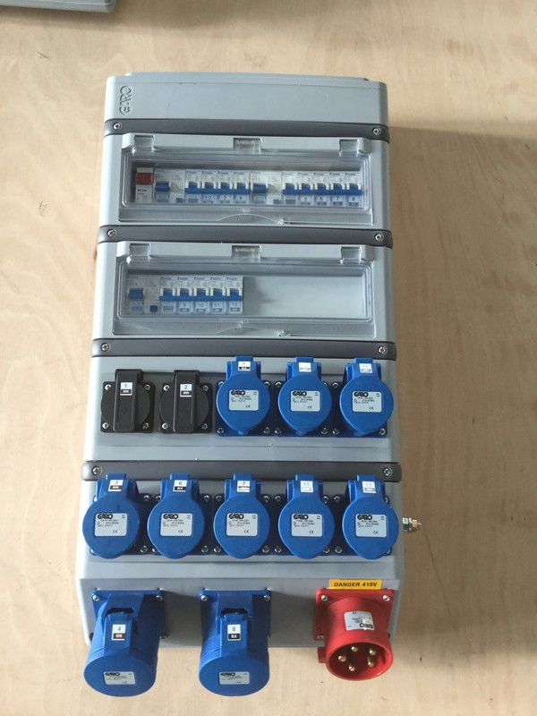 Marquee Power Distribution Unit