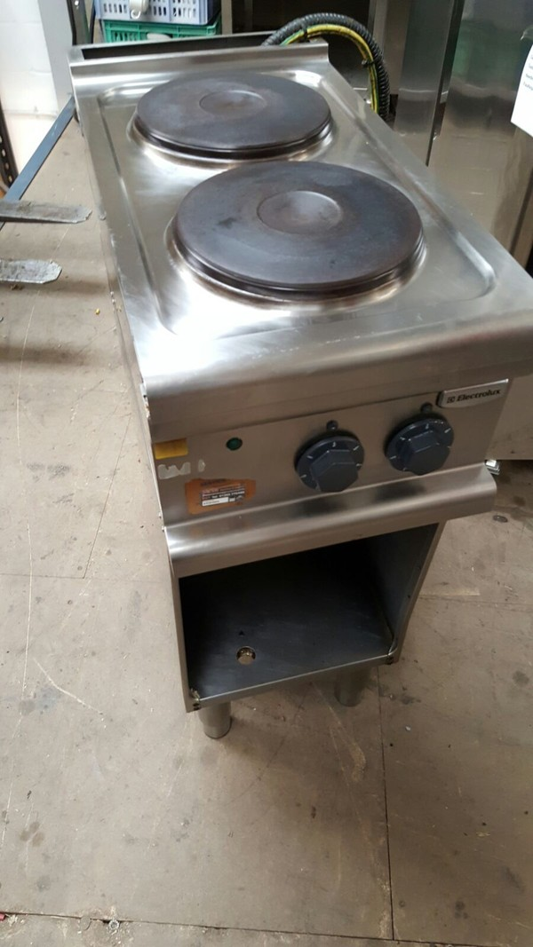2 Ring Cooker