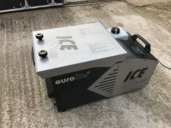 Eurolite NB-150 Ice Fog Machine