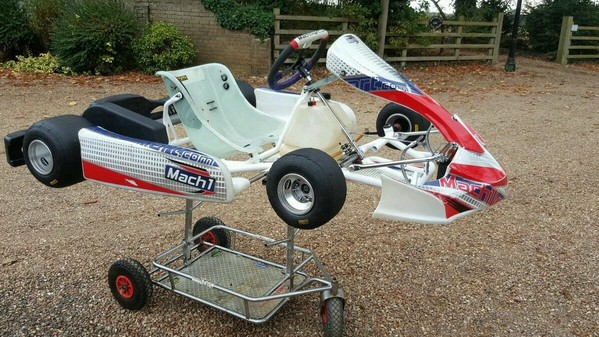 Used MACH 1 Rolling Chassis for sale