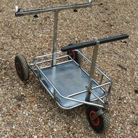 Used 3 Wheel Kart Trolley for sale