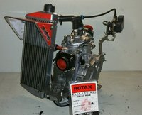 Used Rotax FR125 MAX Senior Engine for sale