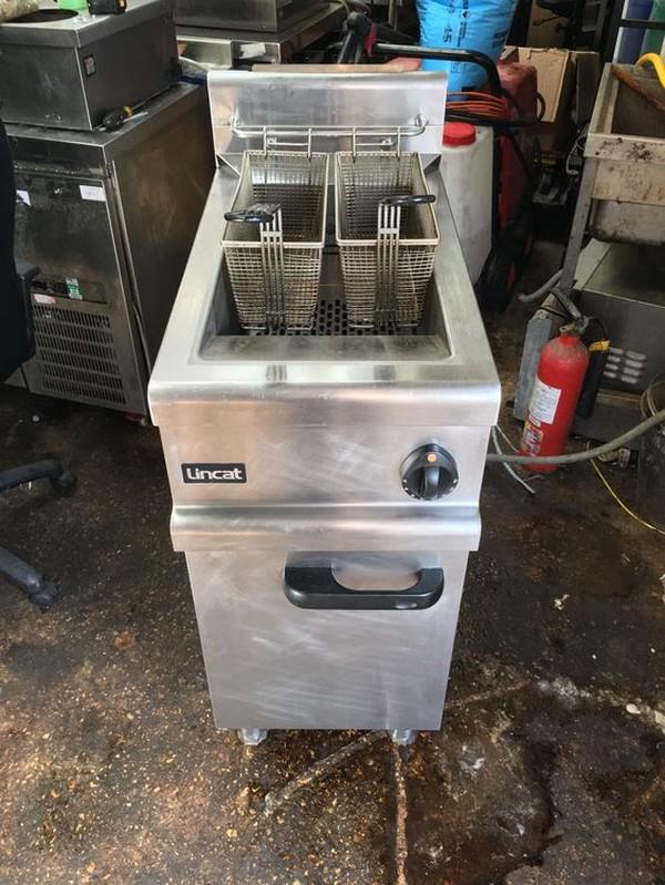 Lincat Opus Gas Fryer