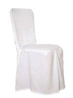 180x White Chair Covers