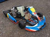 Used Senior Rotax Max Kart for sale