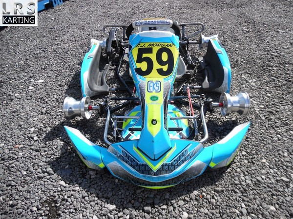 Used 2016 Wright cadet rolling chassis for sale
