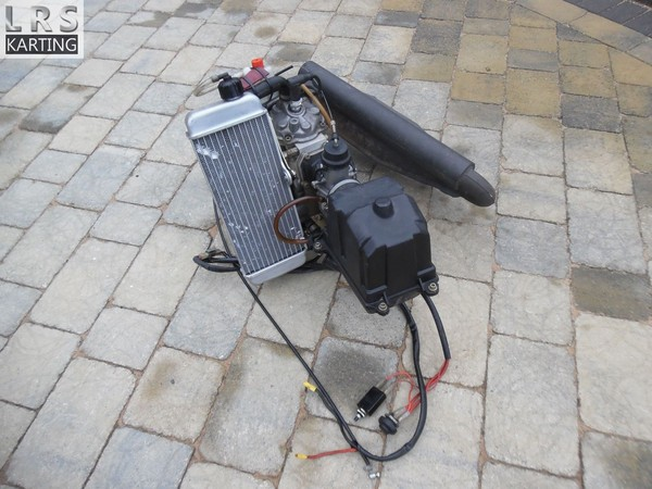 Used Rotax FR125 MAX Senior Engine for sale