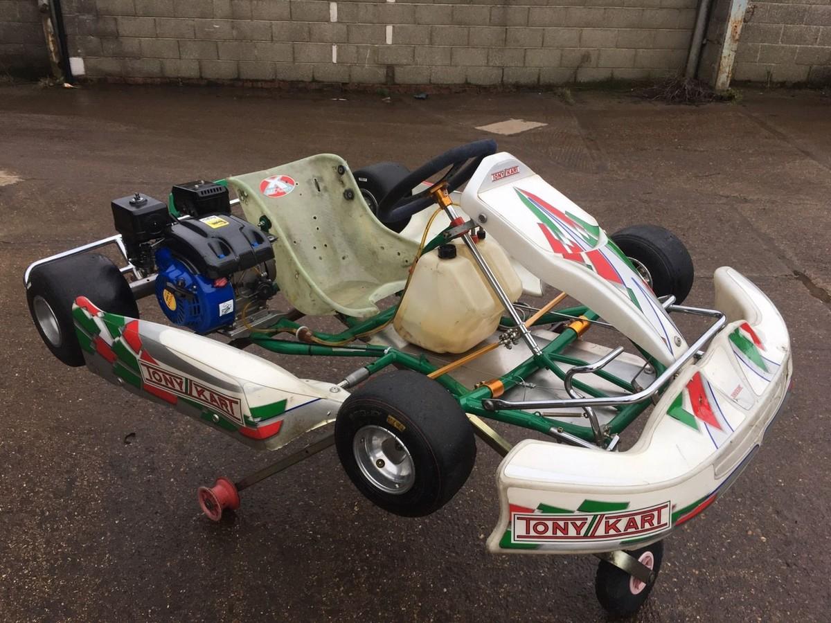 Secondhand Karting Co Uk Single Karts Complete