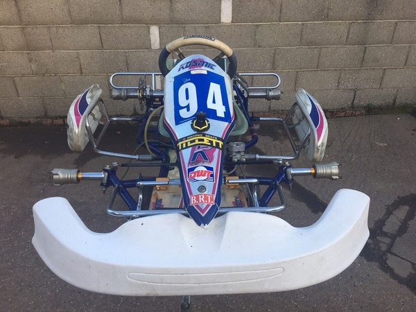 Used 2013 Kosmic Kart Chassis for sale