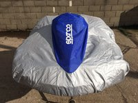 Used Sparco Kart Cover for Sale