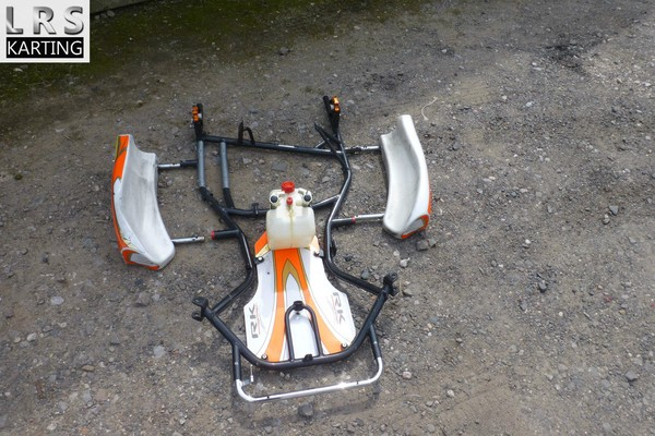 Secondhand Cadet Kart Chassis for sale