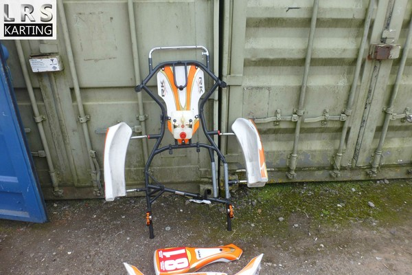 Secondhand Honda RK Chassis for sale