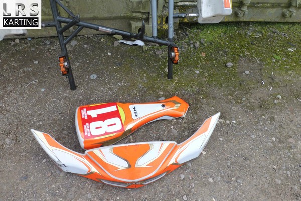 Used Cadet Kart Chassis for sale