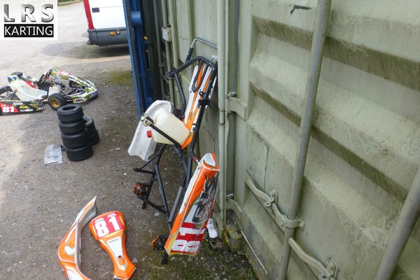 Used Honda Chassis for sale