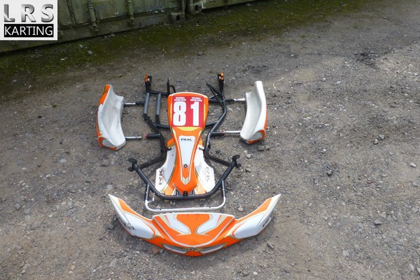 Used Honda RK Chassis for sale
