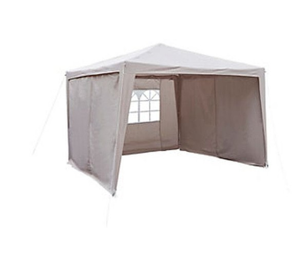 Blooma Jarvis Metal Gazebo 9m2