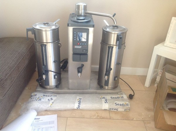 Bravilor Bonamat B5 HW Coffee Machine