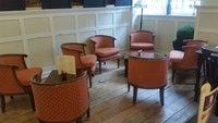 Hotel tub chairs vintage