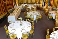 Gold Brentwood Banqueting Chairs
