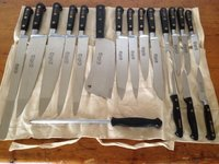 Professional Sabatier Knives