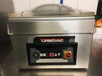 Turbovac packing machine