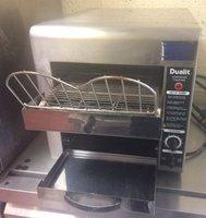 Dualit conveyor bun toaster