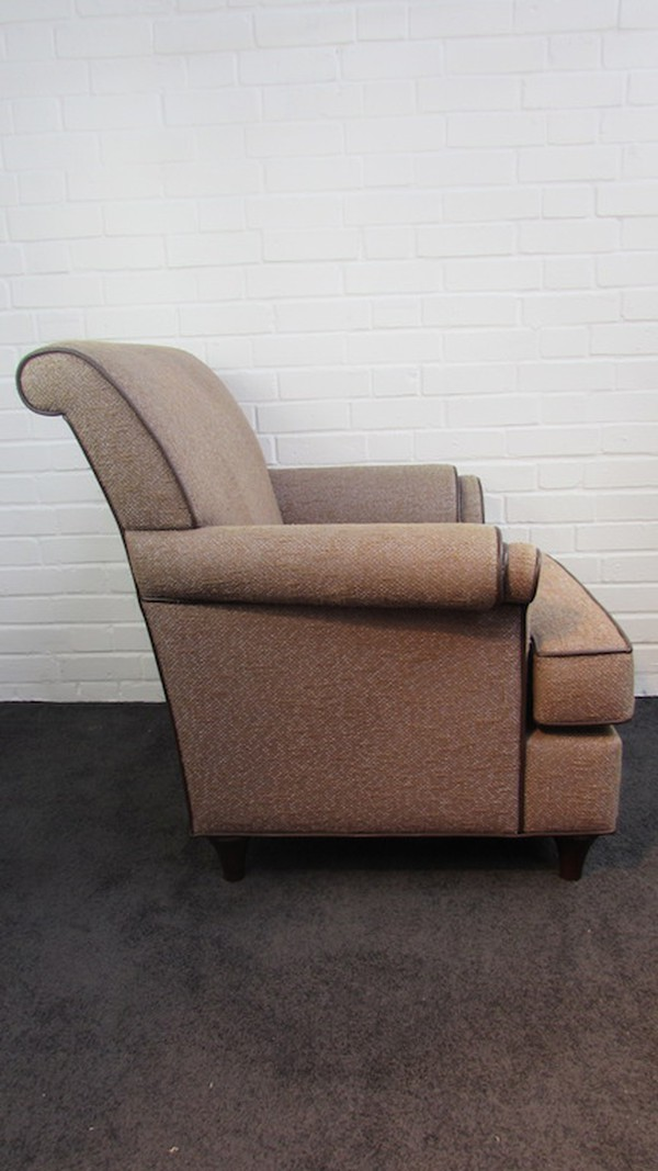 tweed lounge chairs