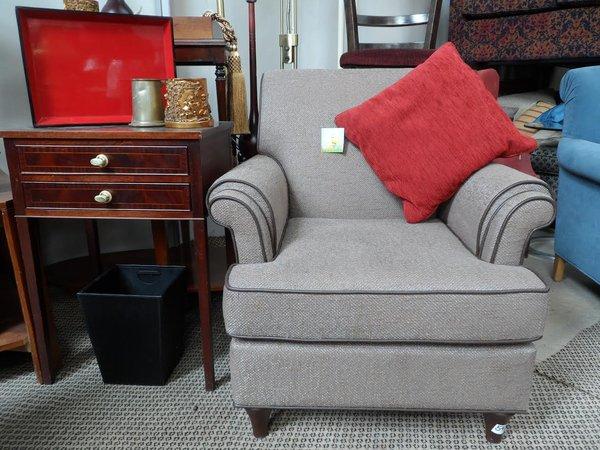 Tweed chairs
