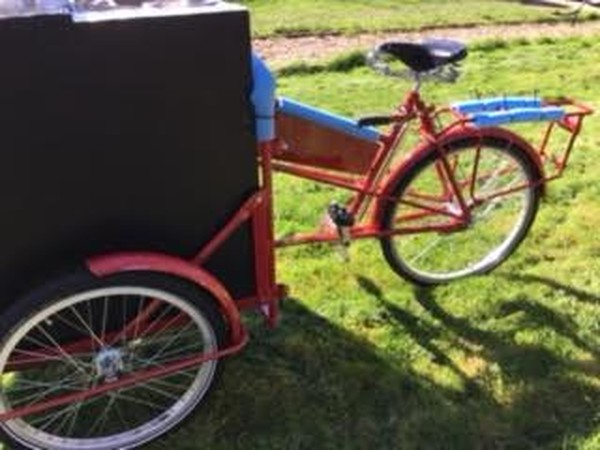 Catering trike