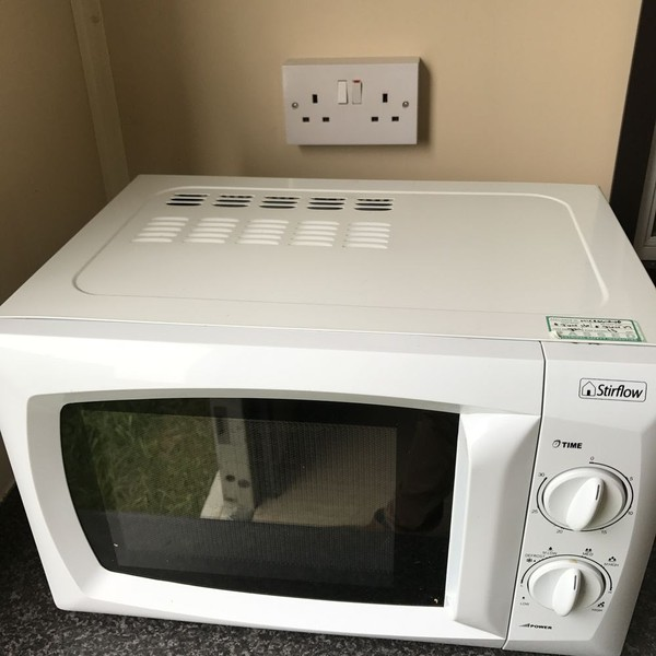 Microwave and Mains