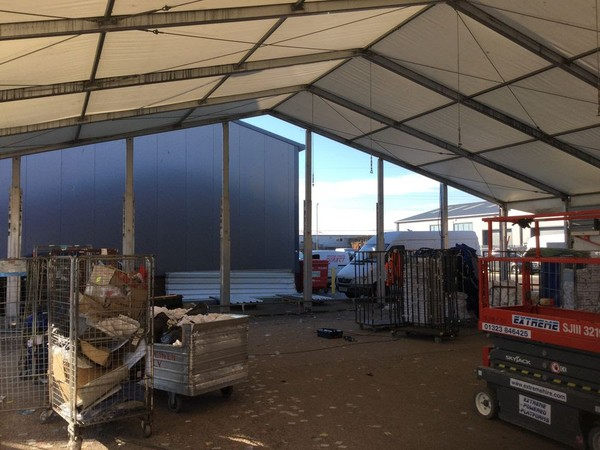 Warehouse Marquee Inner