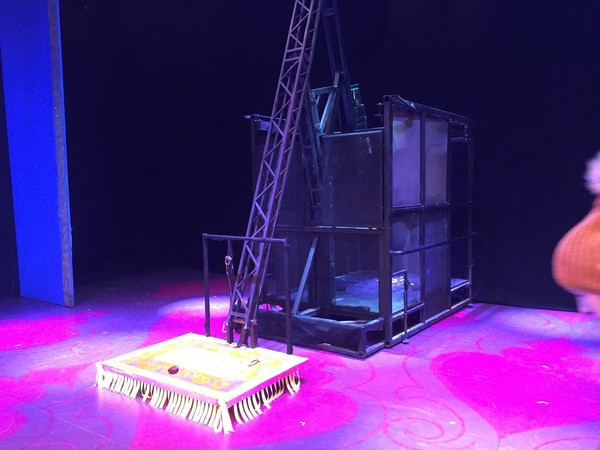 Magic Carpet with Rig Front