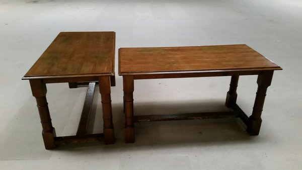 Hardwood Refectory Tables