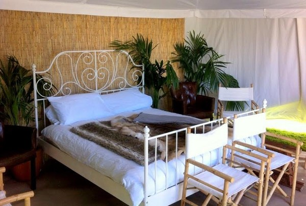 Double Bed Glamping