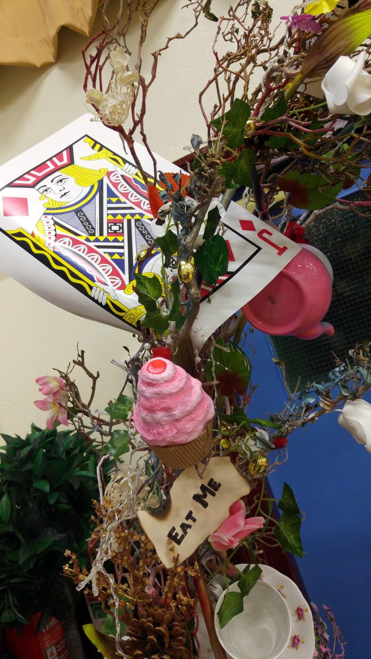 Secondhand Prop Shop Alice In Wonderland Alice In
