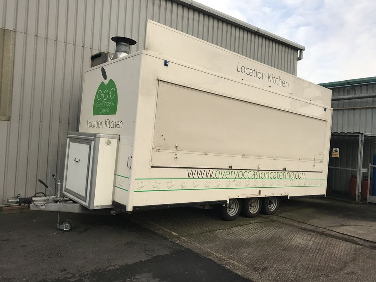 Secondhand Catering Equipment | Catering Trailers - Mobile Kitchens ...
