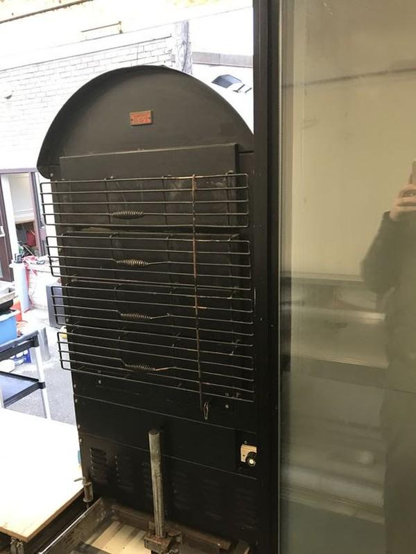 Trailer Interior Oven